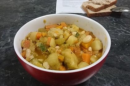 McMoes winterlicher Gemüseeintopf 1