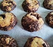 Schoko-Lavendel-Kekse (Bild)