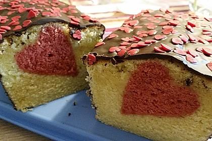 Kuchen Mit Herz Von Etrok92 Chefkoch De