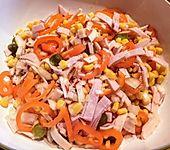 Maissalat (Bild)