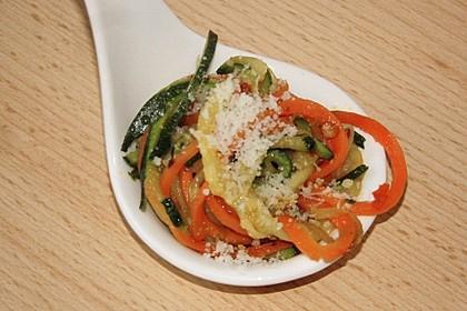 Gemüsespaghetti 2
