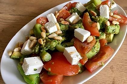 Schneller Brokkolisalat