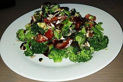 Schneller Brokkolisalat 1