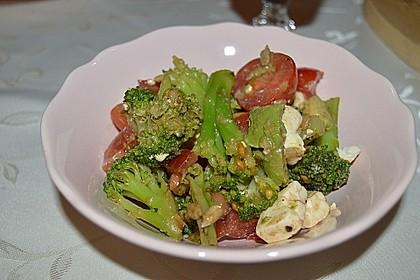 Schneller Brokkolisalat 2