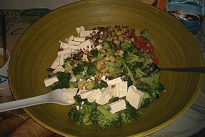 Schneller Brokkolisalat 3