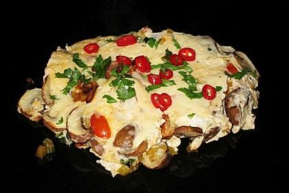 Vegetarische Frittata 2