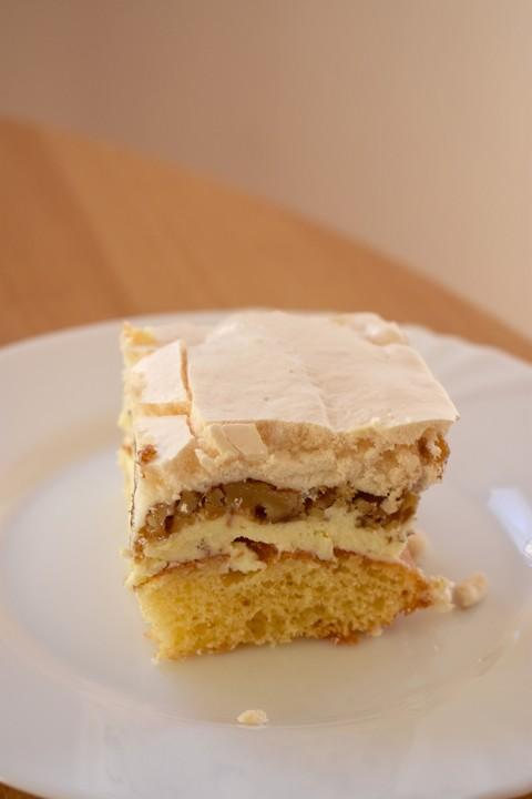 Walnuss Baiser Kuchen Von Griddysmith Chefkoch De