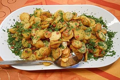Speck-Kartoffeln (Bild)