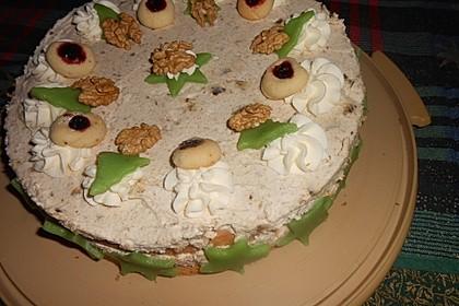 Lebkuchen-Mascarpone-Torte (Bild)