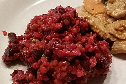 Rote-Linsen-Salat mit Roter Bete 46
