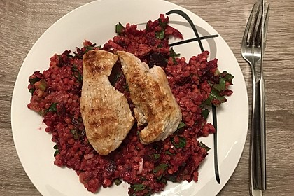 Rote-Linsen-Salat mit Roter Bete 23