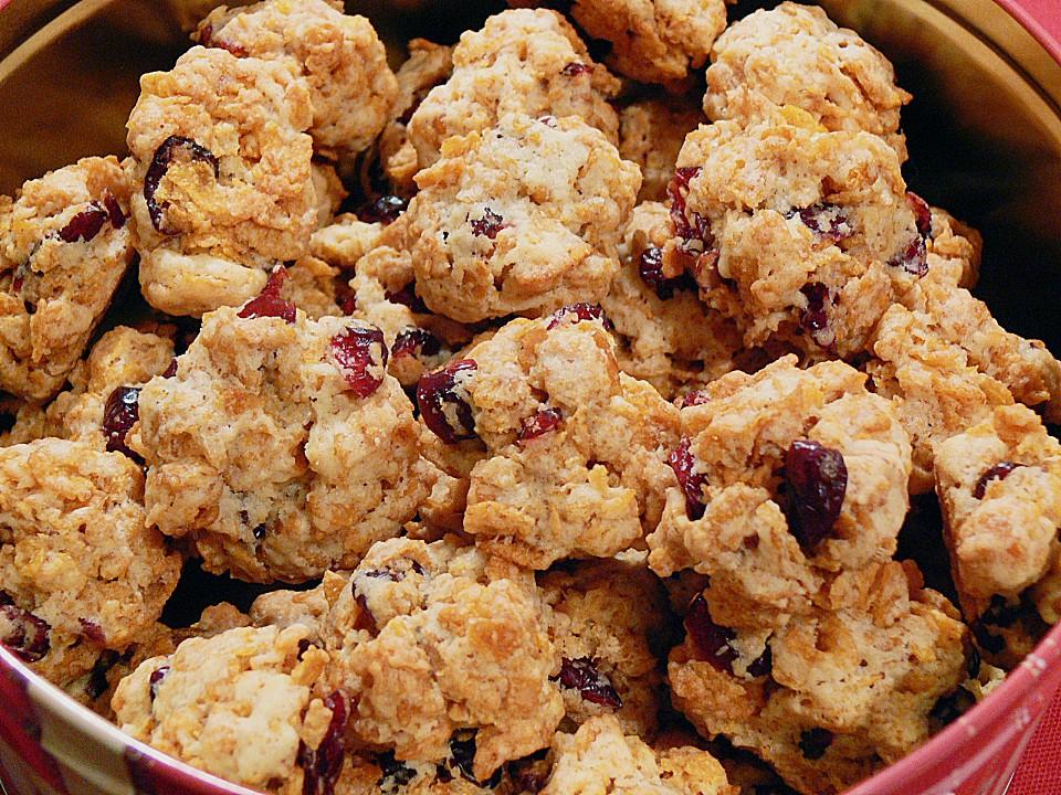 Cornflakes Kekse Von Mayke Chefkochde