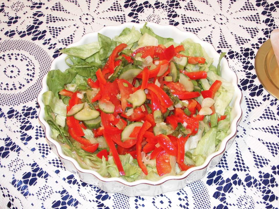 Kalte Gemüse Platte Von Helga Fr Chefkochde