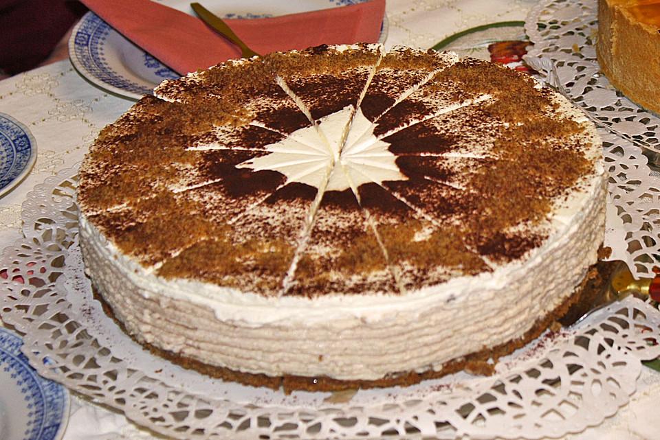 Zimt Mascarponecreme Torte Von Sofi Chefkoch De