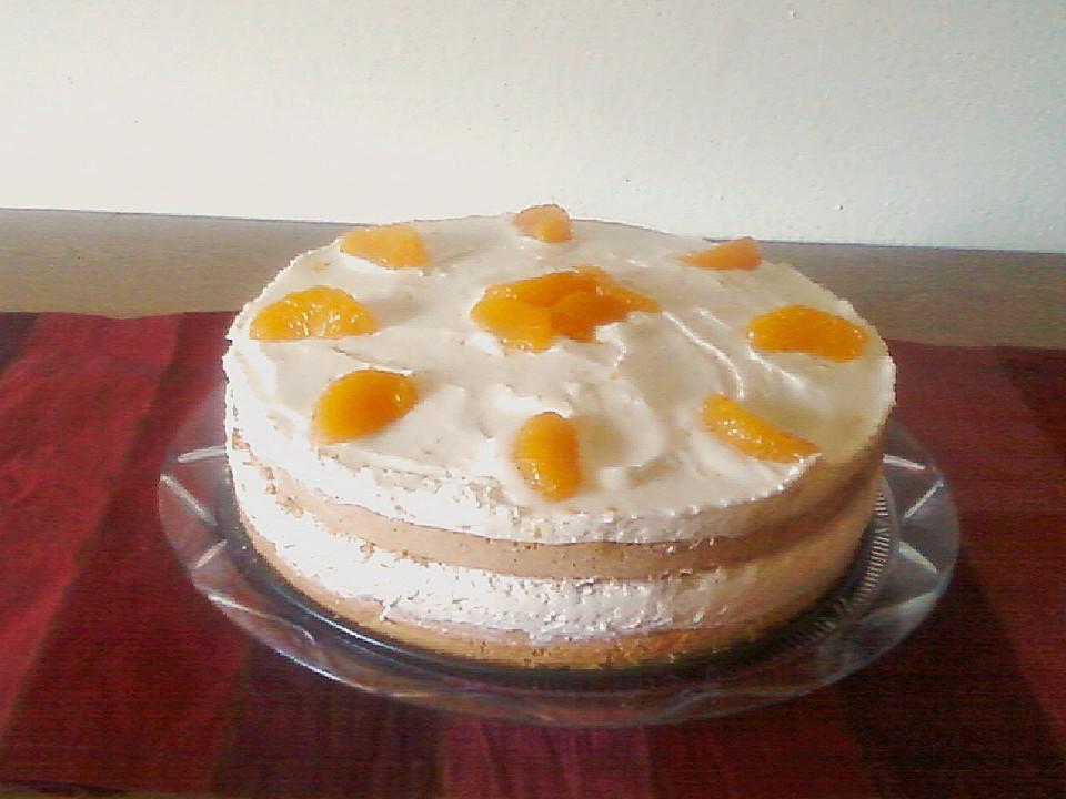 Mandarinen Quark Torte Von Gilla Chefkoch De