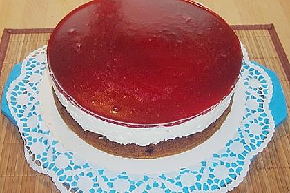 Rotkäppchen Torte 30