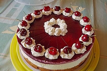Rotkäppchen Torte 5