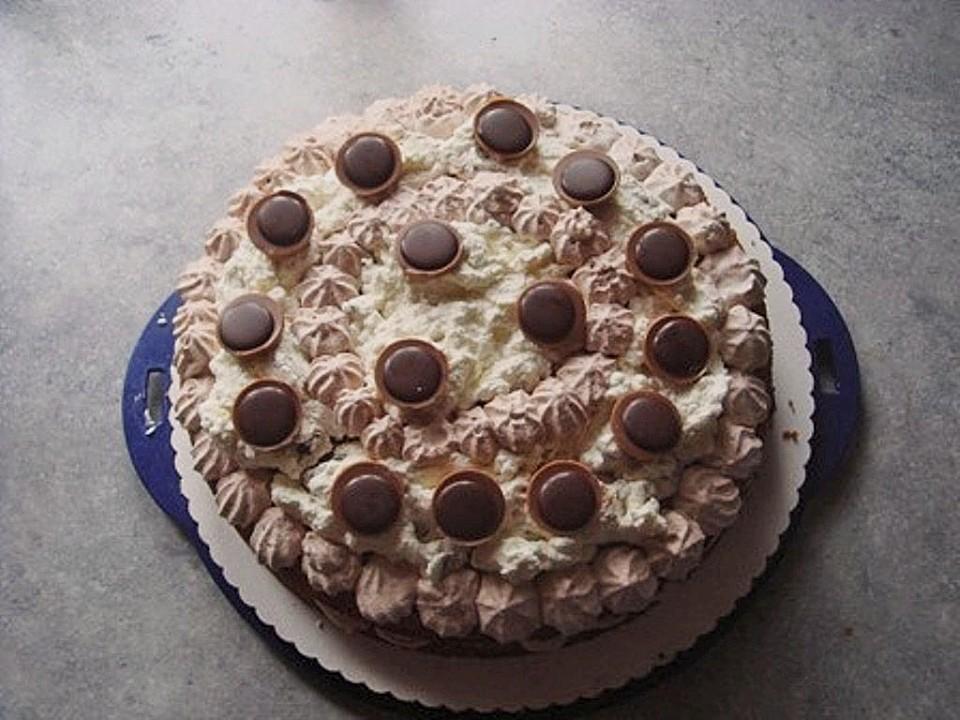 Toffifee Torte Von Gilla Chefkoch De