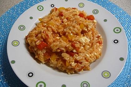 Griechische Reispfanne 14