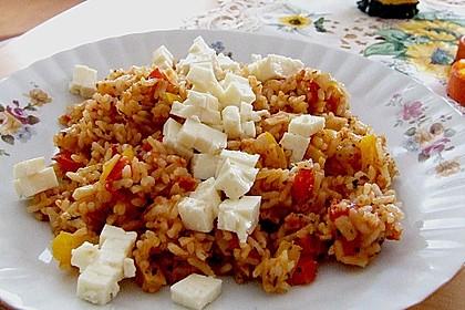 Griechische Reispfanne 13