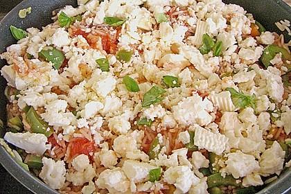 Griechische Reispfanne 36