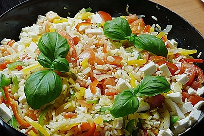 Griechische Reispfanne 1