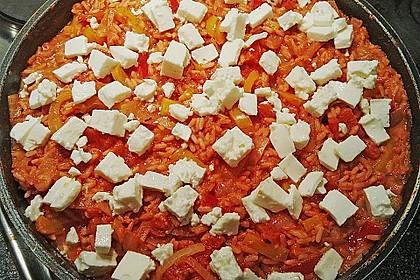 Griechische Reispfanne 19