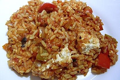 Griechische Reispfanne 25