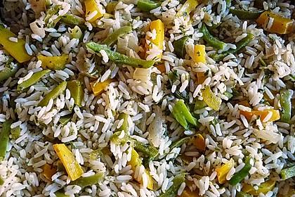 Griechische Reispfanne 7