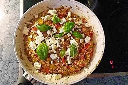Griechische Reispfanne 43