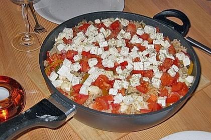 Griechische Reispfanne 41