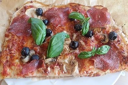 Pizza (Bild)