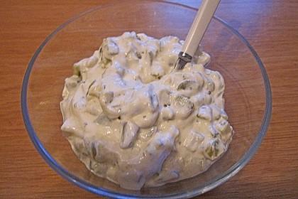 Fondue Sauce tartare 2