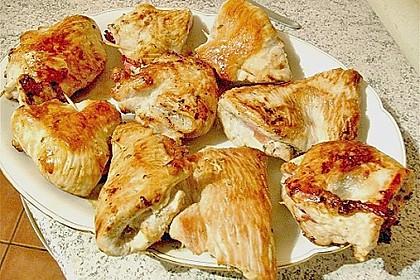 Kalbsschnitzel mit Schinken und Salbei 18