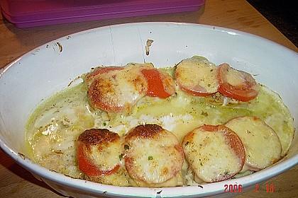 Fischfilet aus dem Ofen 29
