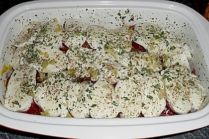 Fischfilet aus dem Ofen 35