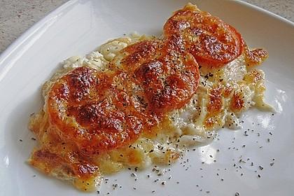 Fischfilet aus dem Ofen 8
