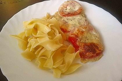 Fischfilet aus dem Ofen 9