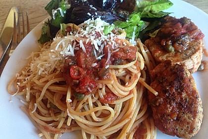 Spaghetti alla Puttanesca 31