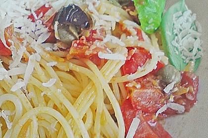 Spaghetti alla Puttanesca 35