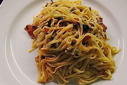 Spaghetti alla Puttanesca 20