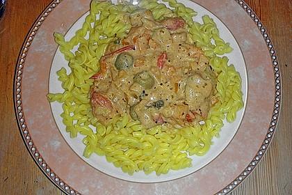Spaghetti alla Puttanesca 42