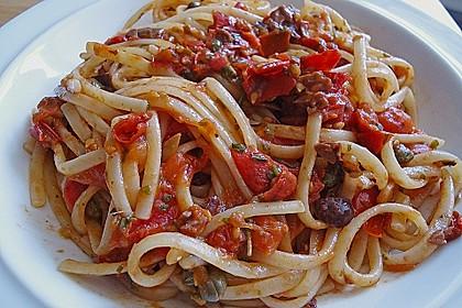 Spaghetti alla Puttanesca 4