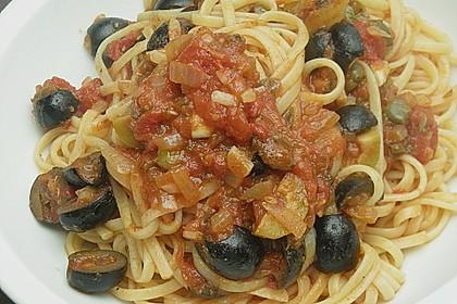 Spaghetti alla Puttanesca 18