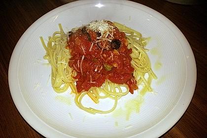 Spaghetti alla Puttanesca 28