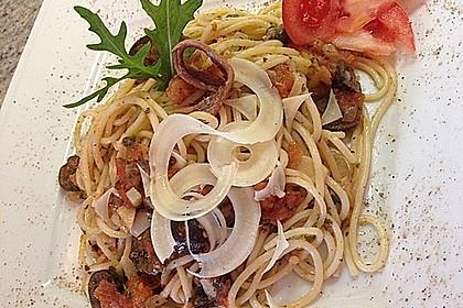 Spaghetti alla Puttanesca 12