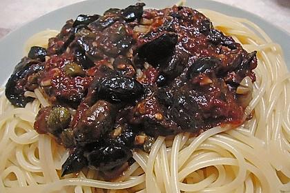 Spaghetti alla Puttanesca 39