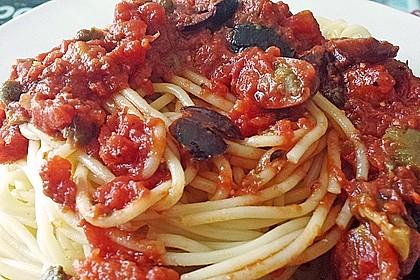 Spaghetti alla Puttanesca 17