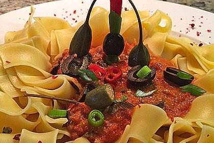 Spaghetti alla Puttanesca 11