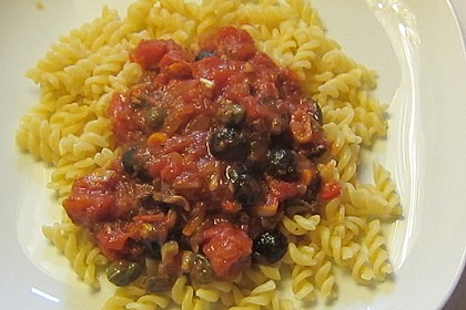 Spaghetti alla Puttanesca 29
